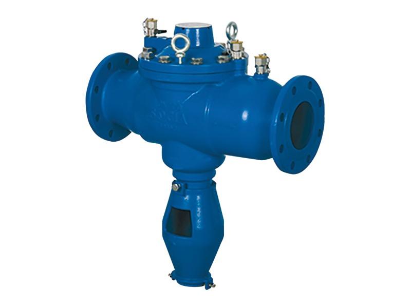 Disconnettore a zona di pressione ridotta controllabile - tipo BA flangiato PN10/16