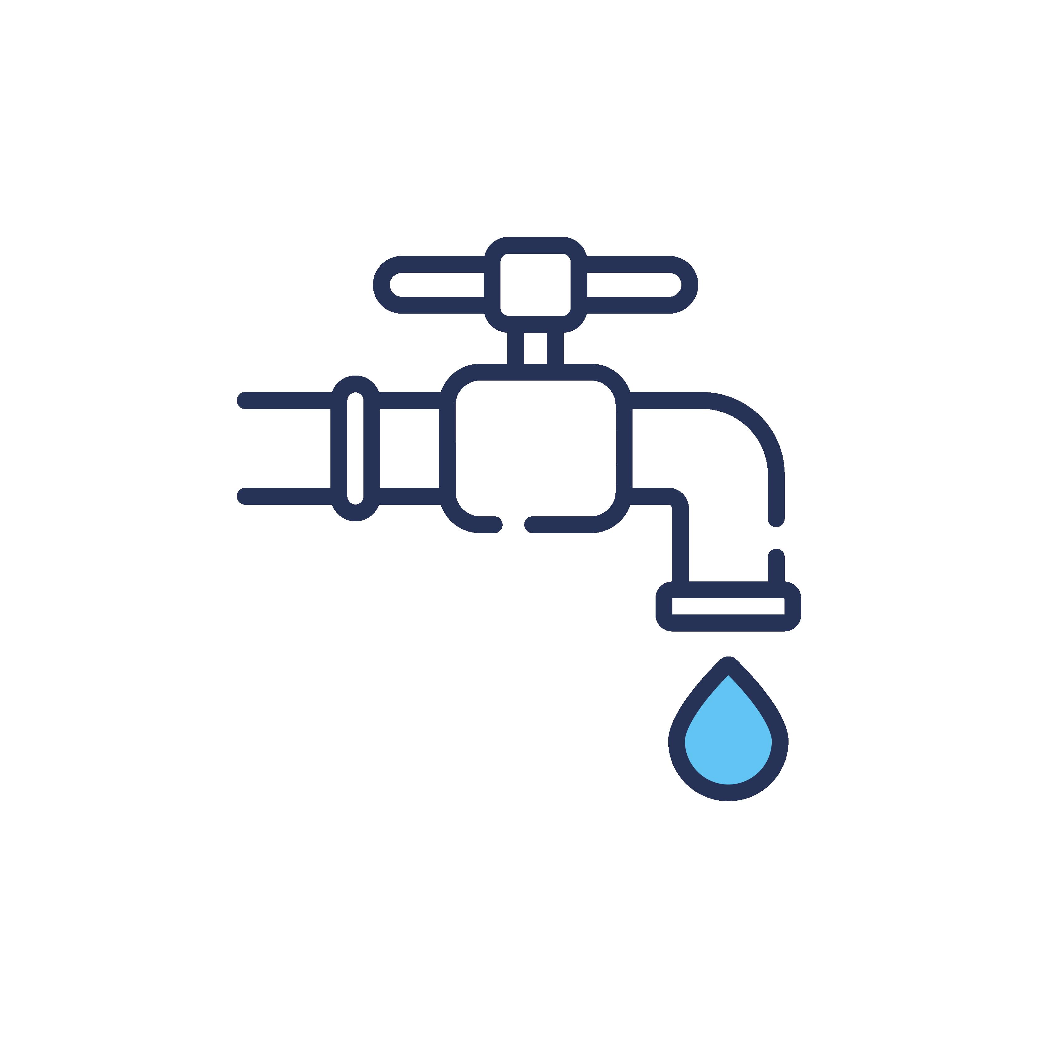 Componenti per reti idriche