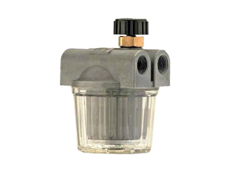 Filtro gasolio/olio combustibile 2 vie