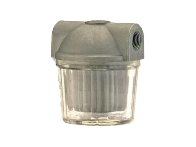 Filtro gasolio/olio combustibile 1 via
