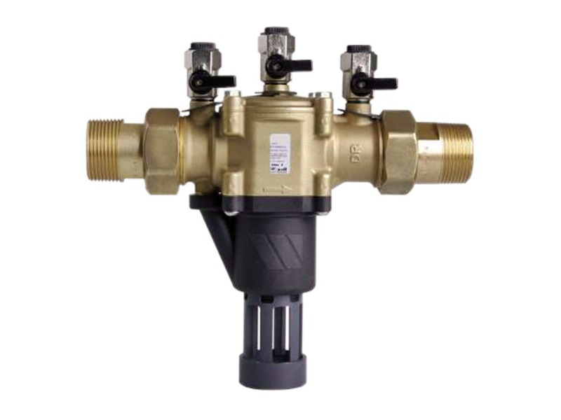 Disconnettore a zona di pressione ridotta controllabile - tipo BA