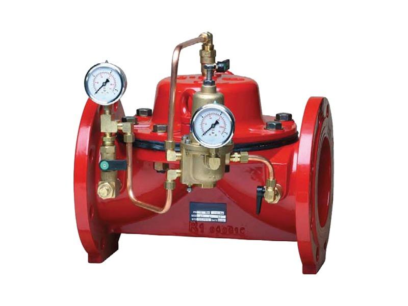 Idrovalvola riduttrice della pressione